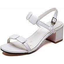 En El Verano La Hembra High-Heel Sandalias Irregular Con Zapatos De Mujer Occidental Sandalias De Punta Abierta De Viento Salvaje Minimalista Acogedor Tacones, Sandalias