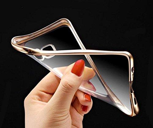 Funda Samsung Galaxy S7 Xinantime Caso suave del tel  fono  Oro