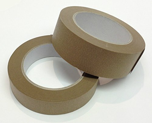 Used, Framers Tape Brown Self-Adhesive Picture Framing Backing for sale  Delivered anywhere in UK