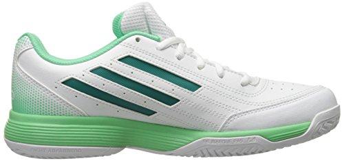 Adidas Performance Sonic Attaque Running Shoe, blanc / vert équipement / Glow vert, 5 M nous White/Equipment Green/Green Glow