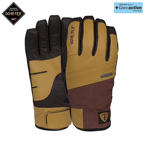POW Royal John Jackson Gore Tex Thinsulate Ski Snow Cascade Series Glove Large