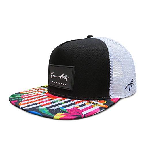 super popular bbfd9 3e3cb Grace Folly Trucker Hat for Men   Women. Snapback Mesh Caps
