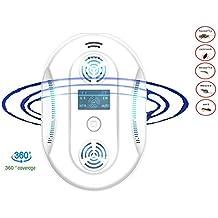 Repellente Ad Ultrasuoni Elettromagnetico Pest Reject Efficace Sicuro Casa Ufficio