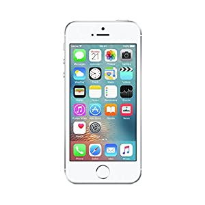 Apple iPhone SE 16 GB Smartphone - Silver