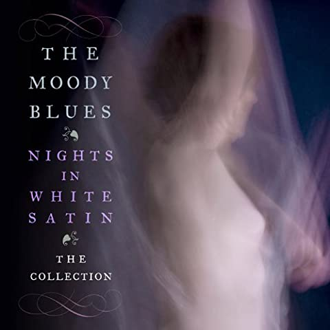 Moody Blues Cd - Nights in White