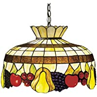 Meyda Tiffany Fruit 1-light Pendant,