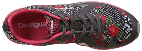 Desigual - Shoes_x-lite 2.0 B, Scarpe fitness Donna Grigio (grigio ( Grigio Scuro))