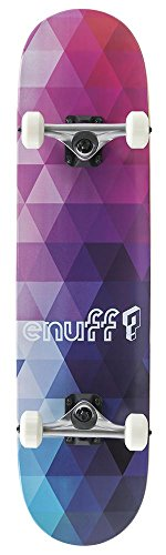 Enuff Geometric Complete Skateboard 7.75