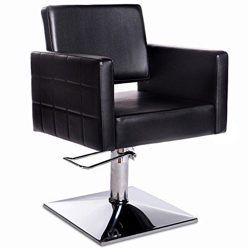 Poltrona sedia da barbiere parrucchiere salone professionale bellezza spa 205422