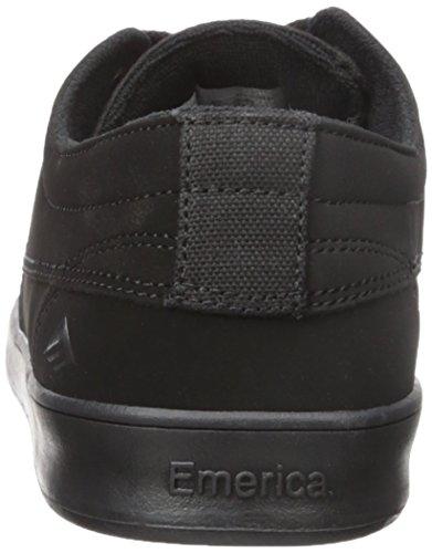 Emerica Emery Black/White Black/Black/Black