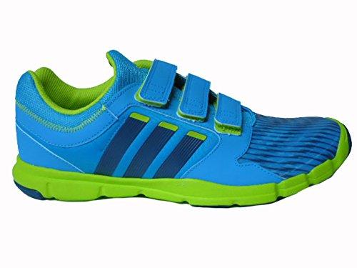 ADIDAS ADIPURE TR 360 CF K TRAINER FITNESS KLETT LAUFSCHUHE SNEAKER blau (39 1/3) (Trainer Adidas Adipure)