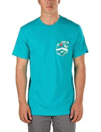 Herren T-Shirt Vans Side Stripe Pocket T-Shirt