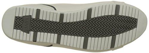Levi's Herren Morris Sneakers Weiß (Brillant White)