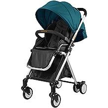 Besrey cochecito de bebé de 6-36 Meses con capa de lluvia capacidad plegable Max 20 kg de carga Acerca de certificación de seguridad ECE