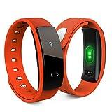 SLGJYY Smart Armband Echtzeit Dynamische Herzfrequenz Blutdruck Blut Sauerstoff Überwachung Sport Schritt Wasserdicht Armband Bluetooth Armband
