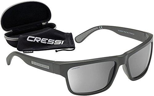 Cressi Ipanema - Gafas polarizadas desol para hombre, cristales polarizados 100% anti-UV
