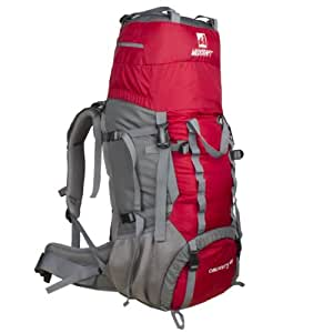 Wildcraft Cauvery 60 Ltrs Red Rucksack (8903338001287)