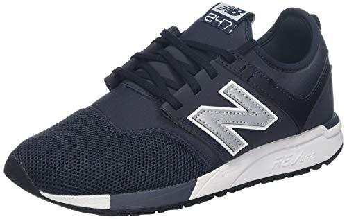 New Balance 247v1, Sneaker Uomo, Blu (Outerspace/Silver Oh), 41.5 EU