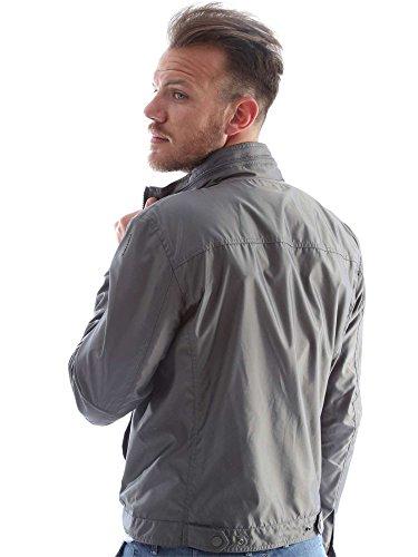 Geox Herren Jacke Jacket Grey