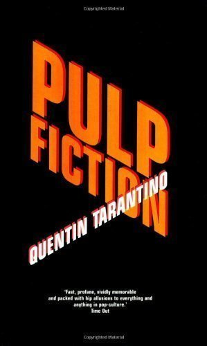 Pulp Fiction: Screenplay (FF Classics) by Tarantino, Quentin New Edition (1999)