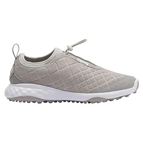 Puma Brea Fusion Sport Chaussures de Golf Femme, Gris (Gray...