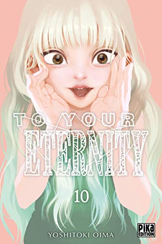 To Your Eternity Edition simple Tome 10