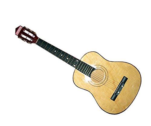 Fisher Price - Guitarra madera cuerdas nylon