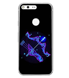 Fuson Designer Phone Back Case Cover Google Pixel :: PixelXL ( Arrows Are Sharp )