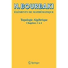 Topologie algébrique: Chapitres 1 à 4