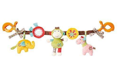 Fehn 074550 Kinderwagenkette Safari
