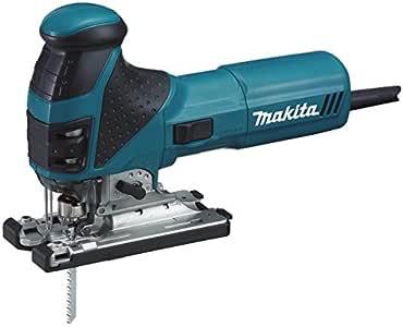 Makita 4351FCTJ Scie Sauteuse à Pendule 135 mm, avec LED, 720W
