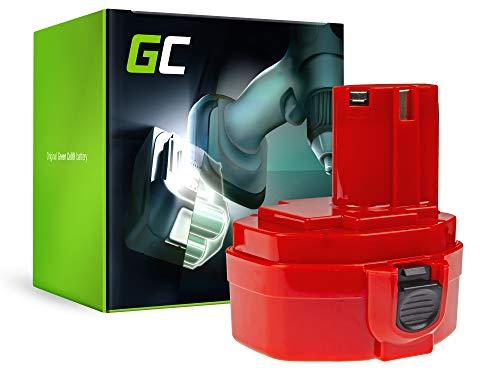 GC® (3Ah 14.4V Ni-MH cellules) 1420 1422 1433 1434 1435 PA14 Batterie pour Makita 1051D 4033D 5094D 6228D 6236D 6237D 6281D 6333D 6336D 6337D 8281D 8434D BMR100 ML140 193060-0 192600-1 193062-6