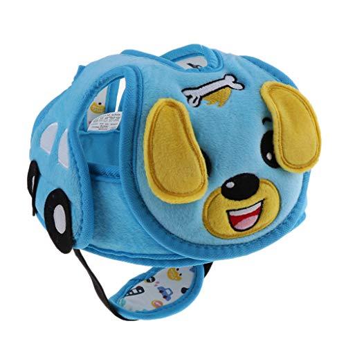 F Fityle Kleinkind Plüsch Schutzhelm Kopfschutz Hut für Kinder von 1 bis 5 Jahre alt - ()