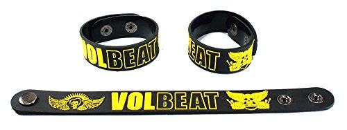 Volbeat nuovo. Bracciale VBT 242N