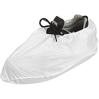 Cover Star CSF AR DISPOSABLE PROTECTIVE Apparel–White (Pack of 200)