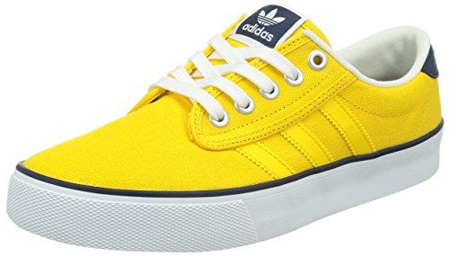 adidas Kiel, Sneaker uomo giallo Size: EU 40 2/3 (UK 7)