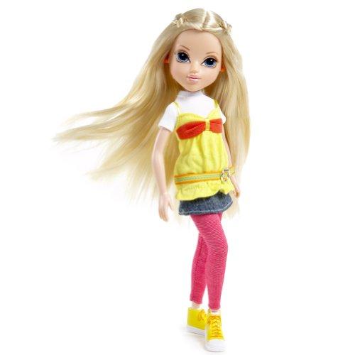 Zapf Creation 504207M - Moxie Girlz Basic Puppe- Ave (Moxie Girlz Puppen)