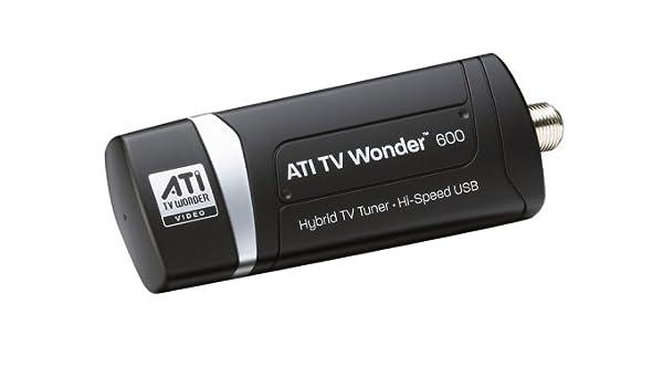 Ati tv wonder tv tuner driver download.