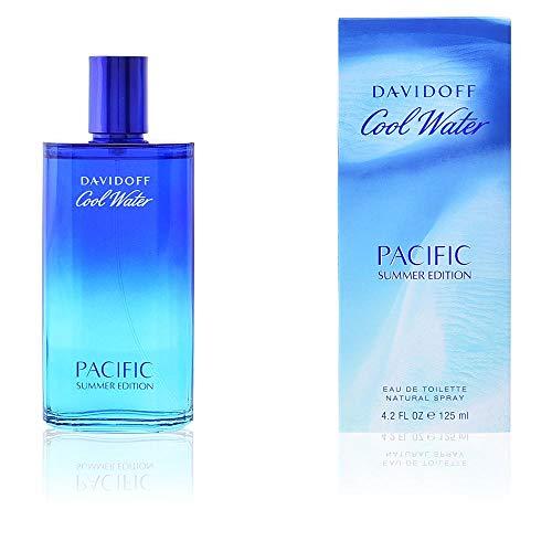 DAVIDOFF Cool Water Man Pacific Summer Edition EDT, 125 ml -