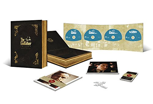 Il Padrino Trilogia - Edizione Speciale  45° Anniversario(4 Blu-Ray)