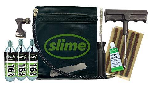 Slime Reifen Pannenset groß für schlauchlose Reifen, Unisex, Multipurpose, Ganzjährig