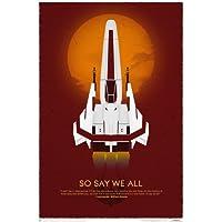 Battlestar Galactica 10th Anniversary Print Affiche