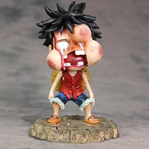 QYSZYG One Piece Piece Piece hurle violemment Lu Feifei modèle Anime Ornements Cadeau d 'Anniversaire Statue 15cm Anime décorations Cadeau d ' Anniversaire e449b7