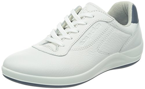 TBS  Anyway,  Sneaker donna, Bianco (Blanc (5717 Blanc)), 40