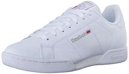 Reebok 5258, Sneakers basses garçon Blanc Cassé (White / Lt Grey)