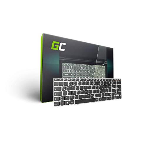 Green Cell® Laptop Tastatur für Lenovo G50-30 G50-70 G50-45 G50 G50-80 G70 M50 Z50 Z50-70 G51 B50-70 B50-30 B50 B50-45 E50 Z50-75 B50-80 IdeaPad 500 700 300 (Tastenbelegung: DE QWERTZ) Lenovo-laptop-tastatur