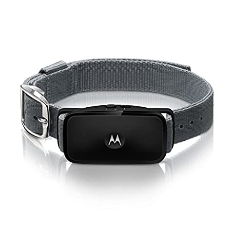 Motorola Bark 200U - Anti Bell- Erziehungshalsband (Elektroschockfrei) mit Dual Sonic-Technologie, schwarz