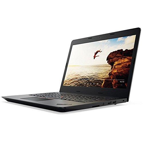 Lenovo ThinkPad E470 14 inch High Performance Business laptop, 256GB SSD, Intel Core i5-6200u 2.30 GHz, 8 GB DDR4, 802.11ac WiFi, HDMI, Bluetooth 4.1, Gigabit LAN, Fingerprint reader, Win 7 Pro (E470) image
