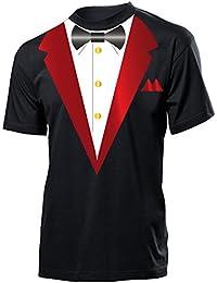 JGA - CASINO SMOKING - JUNGGESELLENABSCHIED T-Shirt Herren S-XXL - Deluxe