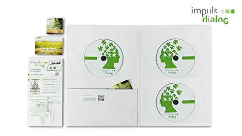 DVD Selbsthilfe BOX Depressionen überwinden - Video Ratgeber Depression + Buch gegen depressive Verstimmungen. Erfolgreiche Selbstbehandlung gegen Angst & Burn-out ohne Medikamente und Tabletten